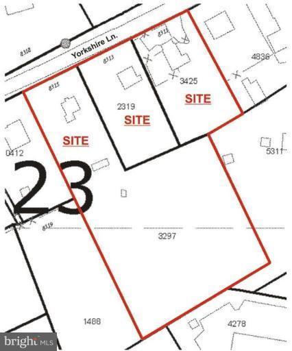 8311 Yorkshire Lane, MANASSAS, VA 20111 (#1003290109) :: Colgan Real Estate