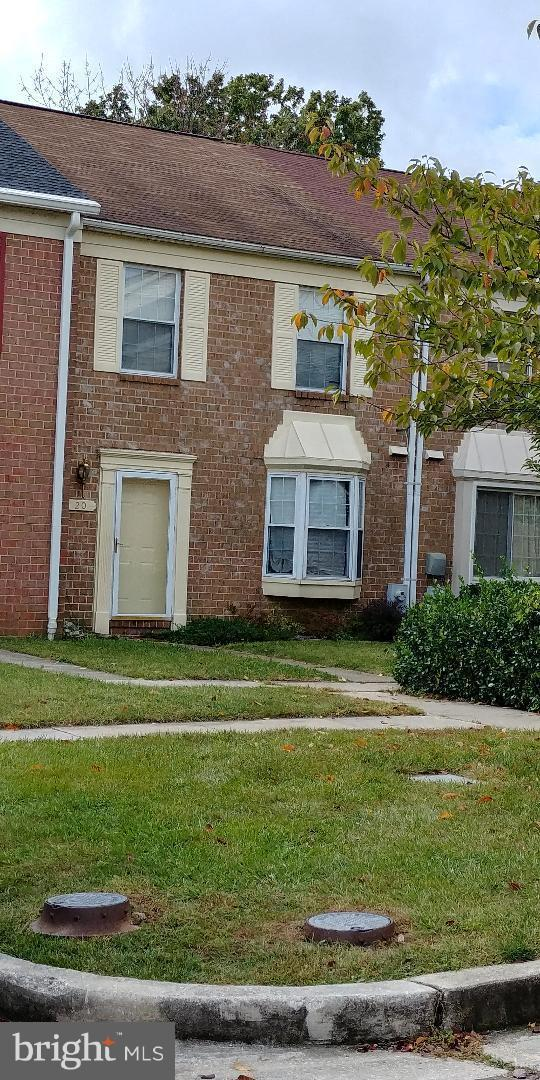 20 Courtwood Drive, BALTIMORE, MD 21208 (#1003299119) :: AJ Team Realty