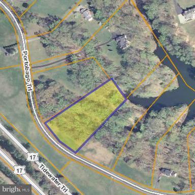 83-LOT Portabago Trail, PORT ROYAL, VA 22535 (#1003677405) :: Colgan Real Estate