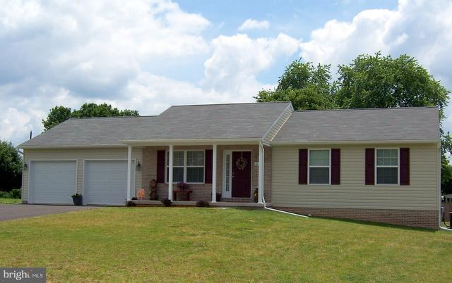 313 Willowbrook Way, HAGERSTOWN, MD 21742 (#1004283591) :: Great Falls Great Homes