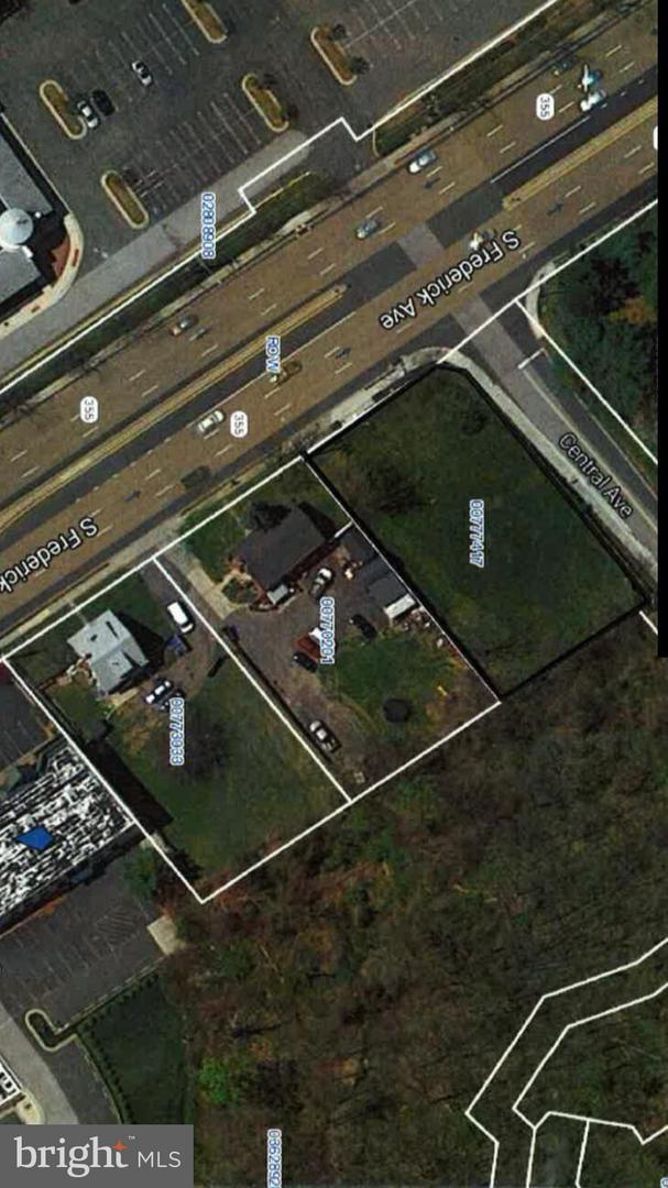 601 Frederick Avenue S, ROCKVILLE, MD 20877 (#1004290451) :: Bob Lucido Team of Keller Williams Integrity