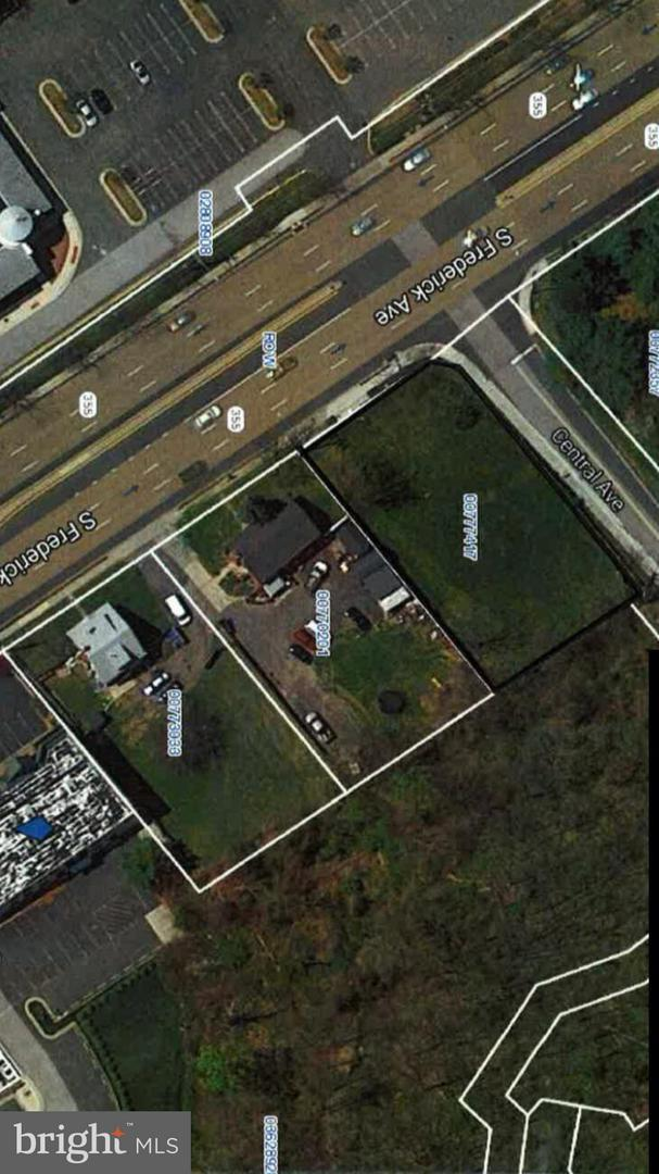 605 Frederick Avenue S, GAITHERSBURG, MD 20877 (#1004290453) :: Bob Lucido Team of Keller Williams Integrity