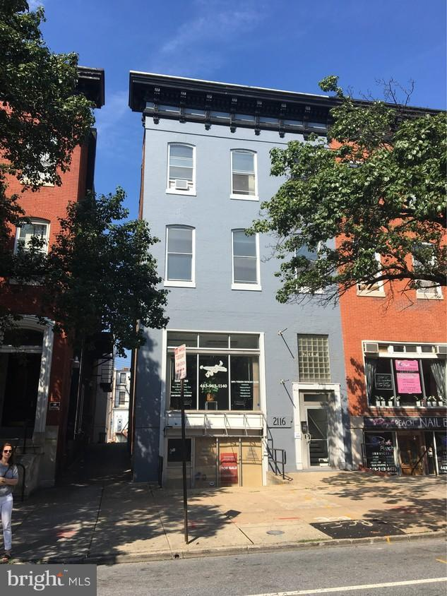 2116 Charles Street, BALTIMORE, MD 21218 (#1004430301) :: Advance Realty Bel Air, Inc