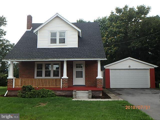 11953 Mercersburg Road, GREENCASTLE, PA 17225 (#1005932515) :: Colgan Real Estate