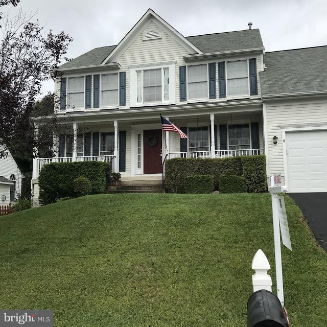 4 Boulder Drive, STAFFORD, VA 22554 (#1005950625) :: Colgan Real Estate