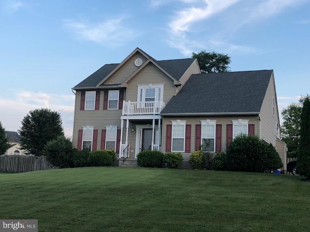 158 Appomattox Lane, SHEPHERDSTOWN, WV 25443 (#1005957517) :: Remax Preferred | Scott Kompa Group