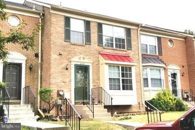 8159 Fenwick Court, LAUREL, MD 20707 (#1005971669) :: ExecuHome Realty