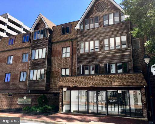 1025 N Madison Street #208, WILMINGTON, DE 19801 (#DENC100185) :: RE/MAX Coast and Country