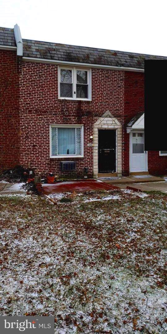 555 S 2ND Street, DARBY, PA 19023 (#PADE100253) :: John Smith Real Estate Group