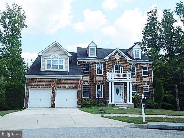 7208 Palmetto Sunrise Court, BRANDYWINE, MD 20613 (#MDPG100461) :: RE/MAX Plus