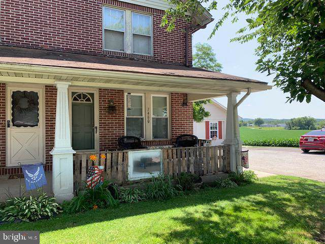 7462 Lincoln Highway, ABBOTTSTOWN, PA 17301 (#PAYK100233) :: The Joy Daniels Real Estate Group