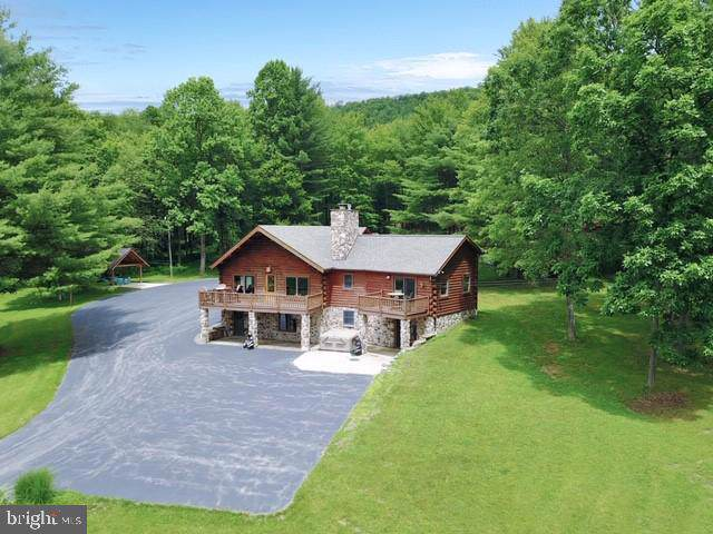 543 Old Lancaster Valley Road, MCCLURE, PA 17841 (#PASY100003) :: The Heather Neidlinger Team With Berkshire Hathaway HomeServices Homesale Realty
