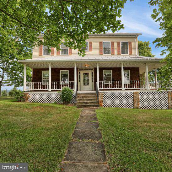 700 New Bloomfield Road, DUNCANNON, PA 17020 (#PAPY100019) :: Liz Hamberger Real Estate Team of KW Keystone Realty