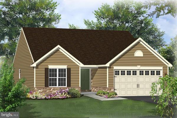 82 Pleasant Road Marcell Slab, GORDONVILLE, PA 17529 (#1000782627) :: The Craig Hartranft Team, Berkshire Hathaway Homesale Realty