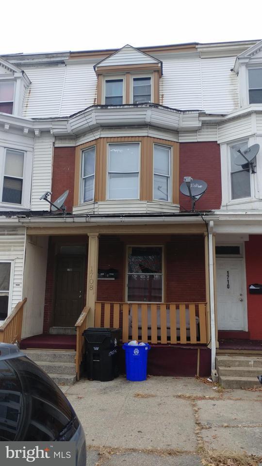 1708 Regina Street, HARRISBURG, PA 17104 (#1000096034) :: The Joy Daniels Real Estate Group