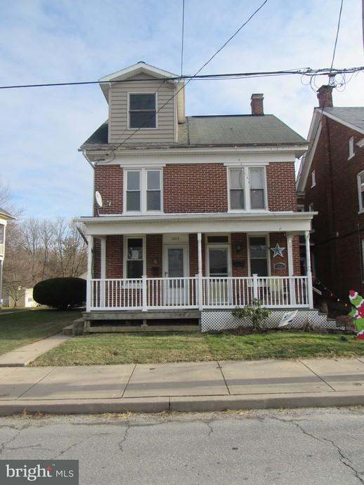 243 S Pleasant Avenue, DALLASTOWN, PA 17313 (#1000099520) :: Benchmark Real Estate Team of KW Keystone Realty