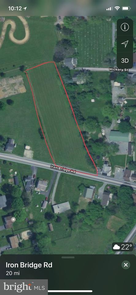 0 Iron Bridge Road, COLUMBIA, PA 17512 (#1000100926) :: The Craig Hartranft Team, Berkshire Hathaway Homesale Realty