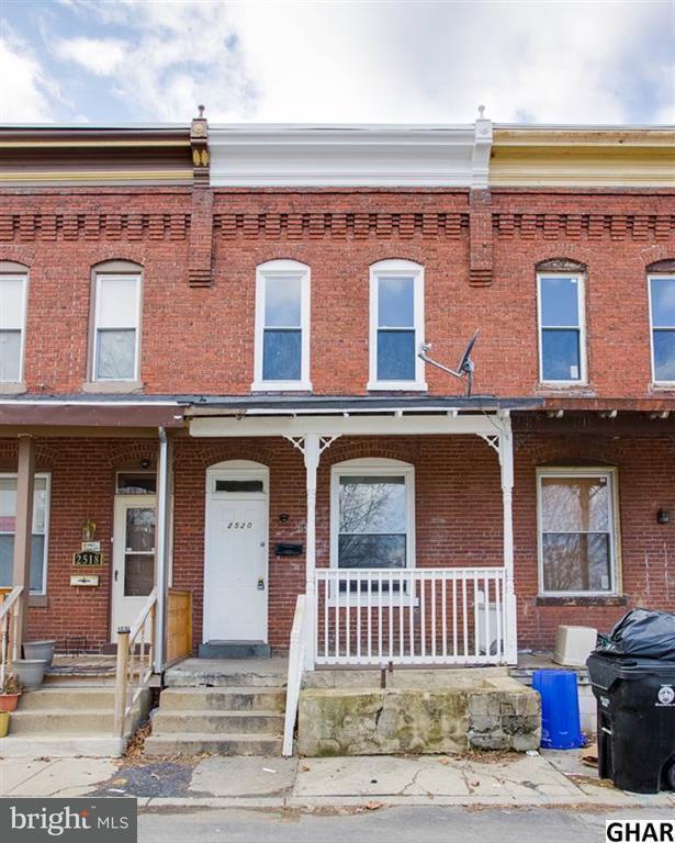 2520 Agate Street, HARRISBURG, PA 17110 (#1000103582) :: The Joy Daniels Real Estate Group