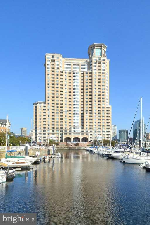 100 Harborview Drive #1609, BALTIMORE, MD 21230 (#1000176168) :: Dart Homes