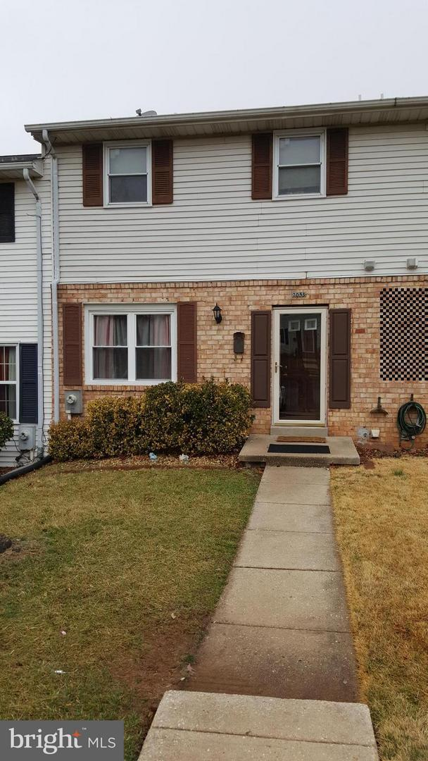 2053 Wintergreen Place, BALTIMORE, MD 21237 (#1000194840) :: ExecuHome Realty