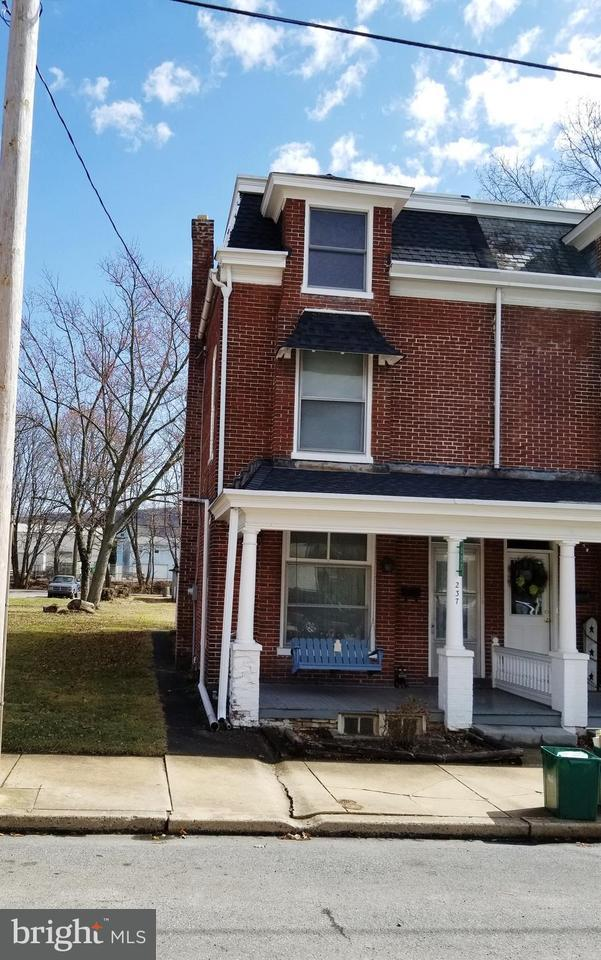 237 N. Church Avenue, EPHRATA, PA 17522 (#1000199634) :: The Joy Daniels Real Estate Group