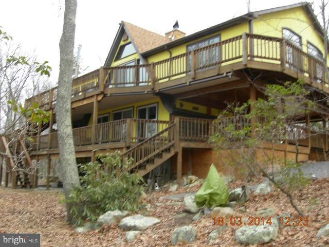 1855 Ritter Drive, CAPON BRIDGE, WV 26711 (#1000200880) :: SURE Sales Group