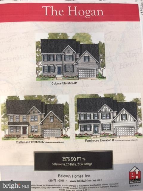 317 Bonheur Avenue, GAMBRILLS, MD 21054 (#1000214950) :: Remax Preferred | Scott Kompa Group
