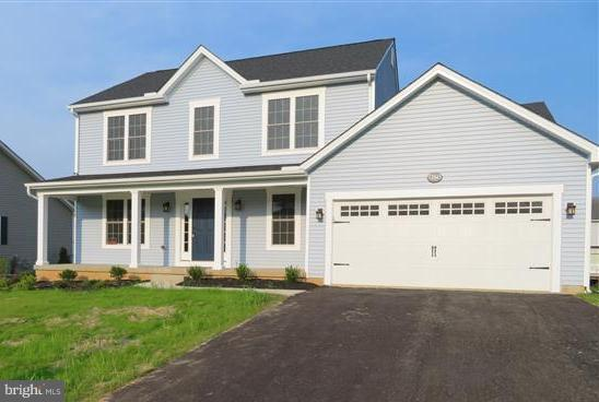 13549 Cambridge Drive, HAGERSTOWN, MD 21742 (#1000243458) :: AJ Team Realty