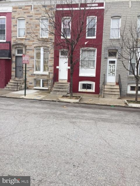 1916 Payson Street, BALTIMORE, MD 21217 (#1000395480) :: Browning Homes Group