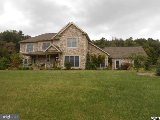 421 Erly Road, NEWPORT, PA 17074 (#1000408940) :: The Heather Neidlinger Team With Berkshire Hathaway HomeServices Homesale Realty