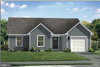 0 Faye Street Baldwin Ii Plan, BUNKER HILL, WV 25413 (#1000866882) :: Colgan Real Estate