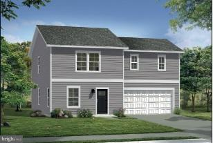 0 Faye Street Crafton Ii Plan, BUNKER HILL, WV 25413 (#1000867122) :: Colgan Real Estate