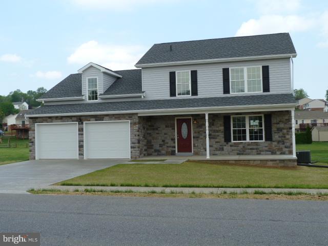 66 Geiser Way, SMITHSBURG, MD 21783 (#1000867232) :: Colgan Real Estate