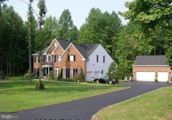 316 Kidwell Lane, OWINGS, MD 20736 (#1000912024) :: ExecuHome Realty