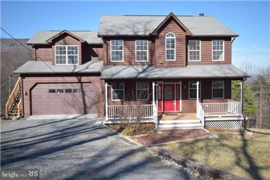 1108 Lower Valley Road, STRASBURG, VA 22657 (#1001510668) :: Colgan Real Estate