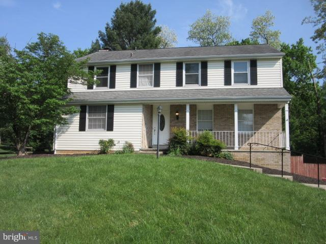 12912 Meadow View Drive, GAITHERSBURG, MD 20878 (#1001540140) :: Colgan Real Estate