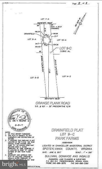 11439 Orange Plank Road, SPOTSYLVANIA, VA 22551 (#1001547744) :: ExecuHome Realty