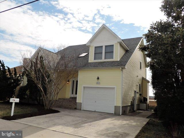 203 Old Landing Road, OCEAN CITY, MD 21842 (#1001562206) :: Condominium Realty, LTD