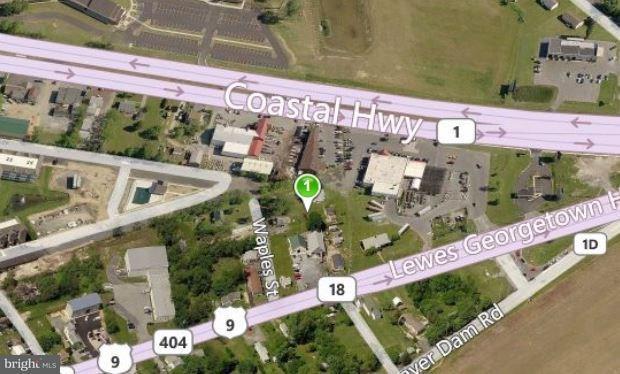 17521 Ward Avenue, LEWES, DE 19958 (#1001565090) :: The Emma Payne Group