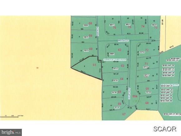 Lot 6 Austin Lane, FRANKFORD, DE 19945 (#1001566772) :: Barrows and Associates