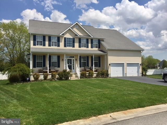 107 W Green Lane, MILFORD, DE 19963 (#1001573112) :: The Rhonda Frick Team