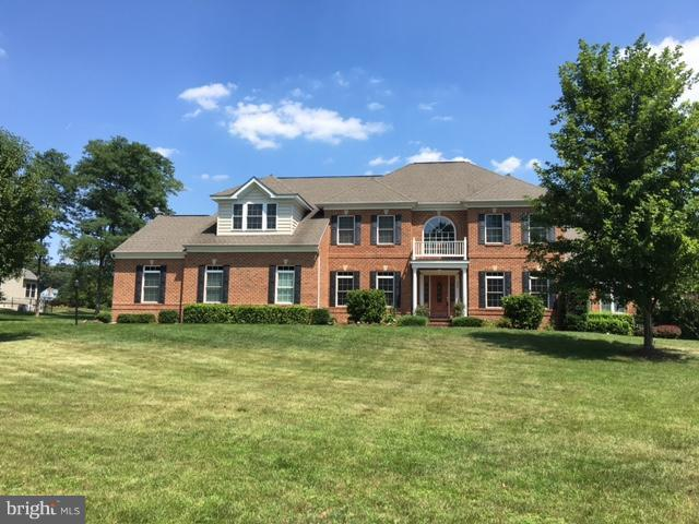 509 Timber Springs Court, REISTERSTOWN, MD 21136 (#1001626184) :: Colgan Real Estate