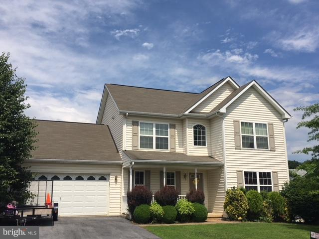 80 Toronado Drive, MARTINSBURG, WV 25403 (#1001768066) :: Remax Preferred | Scott Kompa Group