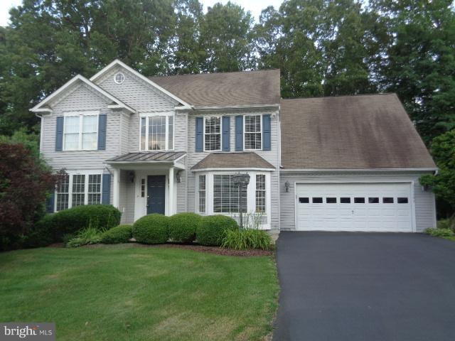 11909 Kingswood Boulevard, FREDERICKSBURG, VA 22408 (#1001780302) :: Great Falls Great Homes