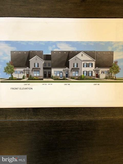 1805 Kathryns Court Villa 5, ESSEX, MD 21221 (#1001805688) :: Remax Preferred | Scott Kompa Group