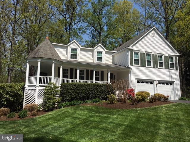 1289 Auburn Grove Lane, RESTON, VA 20194 (#1001808798) :: Colgan Real Estate