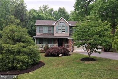 10814 Cedar Post Lane, SPOTSYLVANIA, VA 22553 (#1001818024) :: Colgan Real Estate