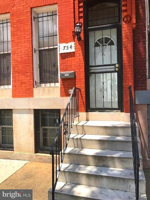 754 Dolphin Street, BALTIMORE, MD 21217 (#1001838246) :: Great Falls Great Homes