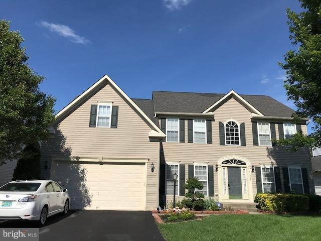 1815 Weybridge Road, FREDERICK, MD 21702 (#1001864138) :: The Gus Anthony Team