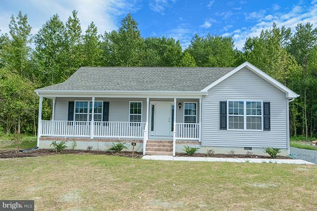Lot 13 Stage Road, DELMAR, MD 21875 (#1001868848) :: RE/MAX Coast and Country
